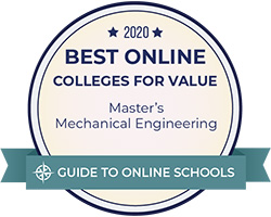 2020 Best Online Colleges for Value Seal